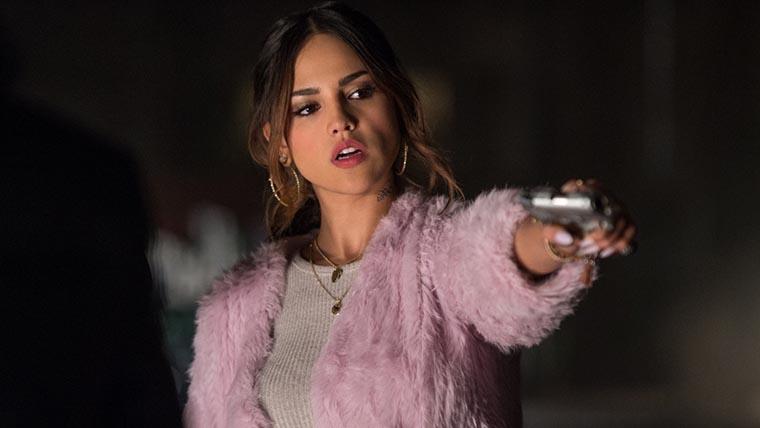 Eiza González, Baby Driver