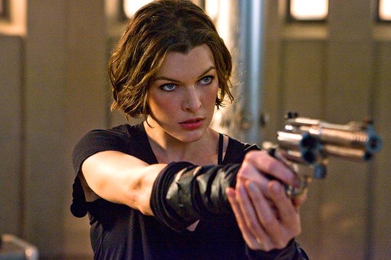Milla Jovovich, Alice, Resident Evil