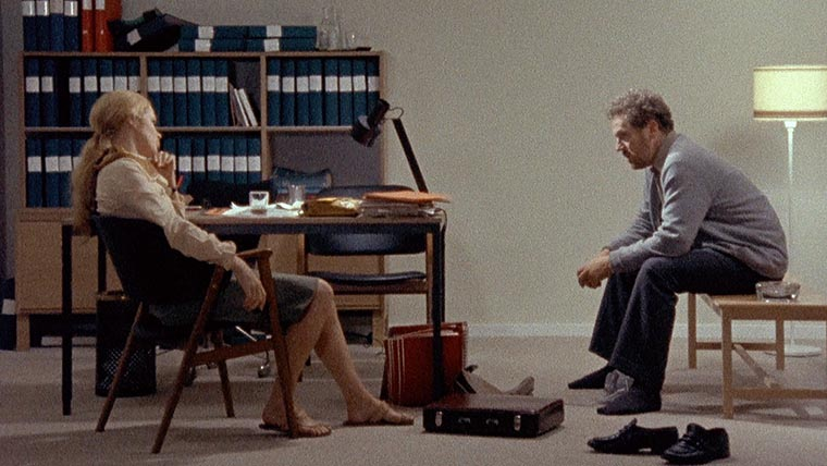 Oscar Isaac, Michelle Williams, Scenes from a Marriage