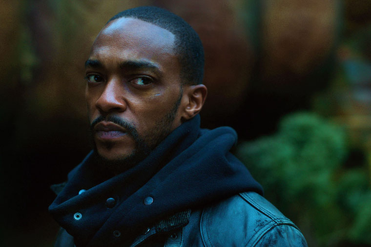 Altered Carbon, Anthony Mackie, cancelada, cancelled