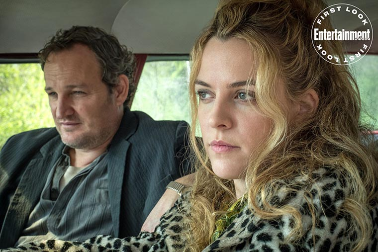 The Devil All the Time, Jason Clarke, Riley Keough