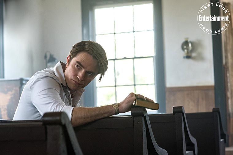 The Devil All the Time, Robert Pattinson