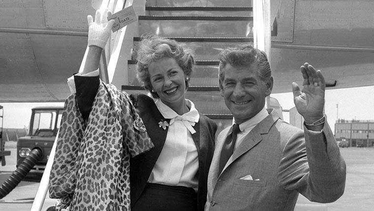 Leonard Bernstein, Felicia