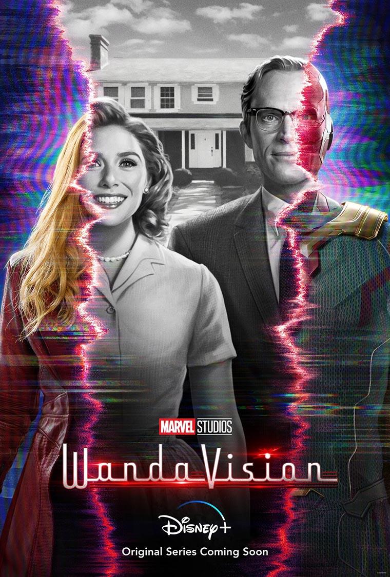 WandaVision, poster