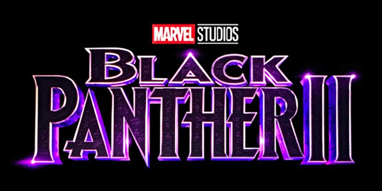 Black Panther 2, logo