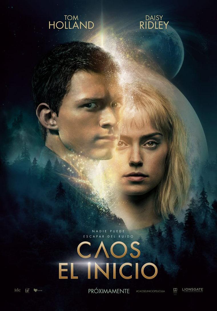 Caos: El Inicio, poster