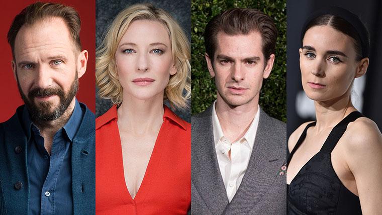 Brideshead Revisited, Cate Blanchett, Andrew Garfield, Ralph Fiennes, Rooney Mara