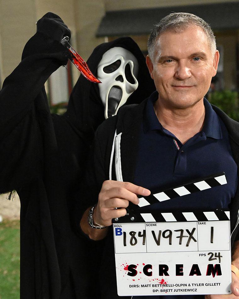Scream, Kevin Williamson