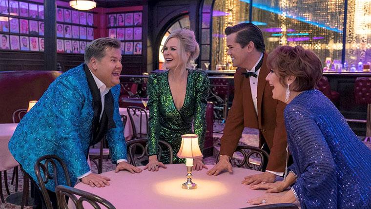The Prom, Ryan Murphy, Netflix, Meryl Streep, James Corden