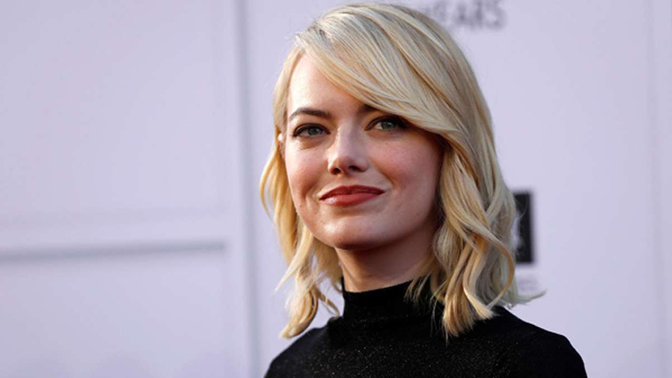 Emma Stone, The Curse, Safdie Brothers