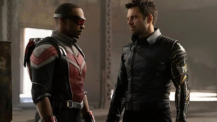 Falcon y el Soldado de Invierno, Falcon and the Winter Soldier, Anthony Mackie, Sebastian Stan