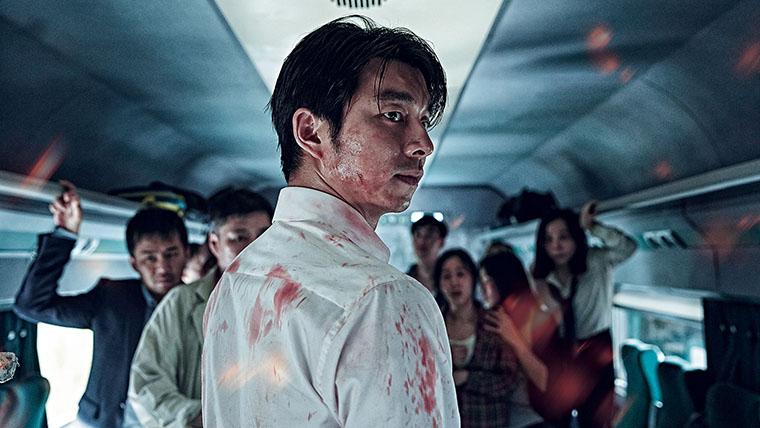 Train to Busan, James Wan