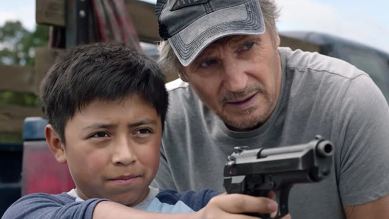 The Marksman, Liam Neeson