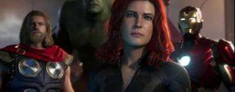 Marvel's Avengers: trailer para el videojuego