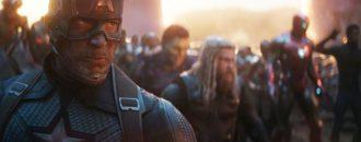 Avengers: Endgame - nuevo póster para el reestreno