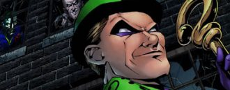 The Batman ya tiene a su Riddler